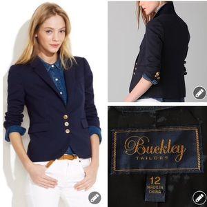 Madewell Buckley Tailors blazer 8822